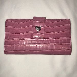 Handbags - Cute Pink Wallet - In like new condition